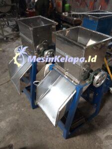 mesin parutan kelapa