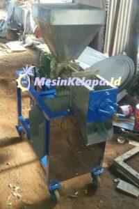 mesin peras santan