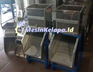 mesin parut kelapa