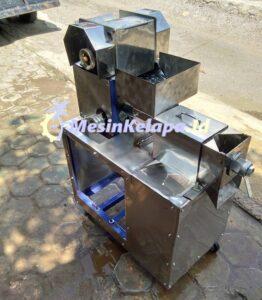 mesin peras dan parut kelapa